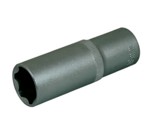 Deep Super Locked Socket with Knurled
